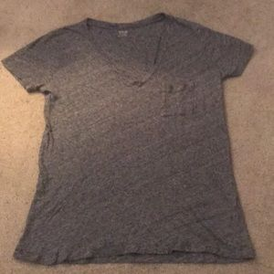 Madewell gray t-shirt